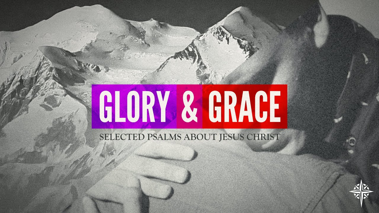 Glory and Grace serious pic